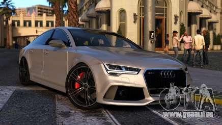 Audi RS7 Sportback 2015 für GTA 5