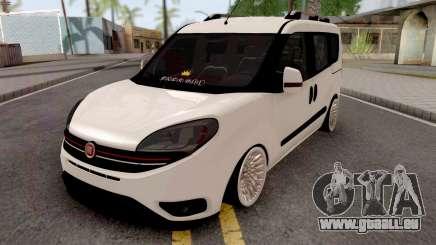 Fiat Doblo E Edition pour GTA San Andreas
