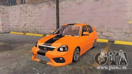 Lada Priora Tuning pour GTA 5