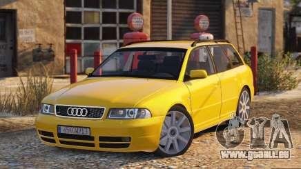 Audi S4 Avant 1999 pour GTA 5