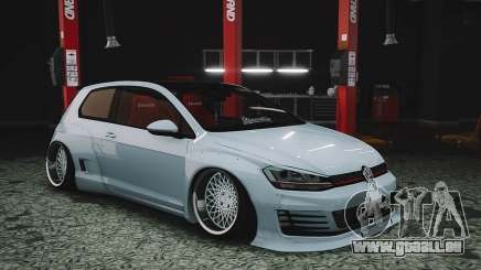 Vw Golf GTI Pandem mk7 pour GTA 5