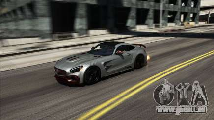 Mercedes AMG GT S Mansory pour GTA 5