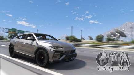 Lamborghini Urus für GTA 5