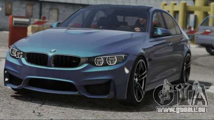 2015 BMW M3 F30 pour GTA 5