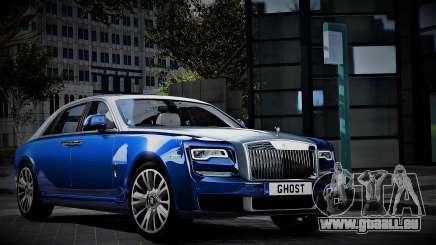 2018 Rolls-Royce Ghost pour GTA 5