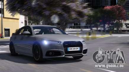 Audi A6 2015 pour GTA 5
