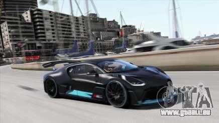 2019 Bugatti Divo pour GTA 5