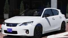 Lexus CT200h pour GTA 5