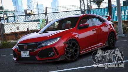 2018 Honda Civic Type-R pour GTA 5