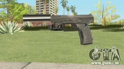 Wolfram P2K Silenced (007 Nightfire) pour GTA San Andreas