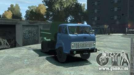 MAZ 509Б für GTA 4