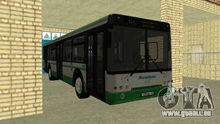LiAZ 5292.20 Passagier für GTA San Andreas