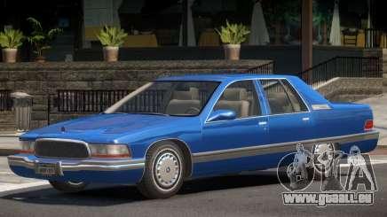 Buick Roadmaster V1.2 pour GTA 4