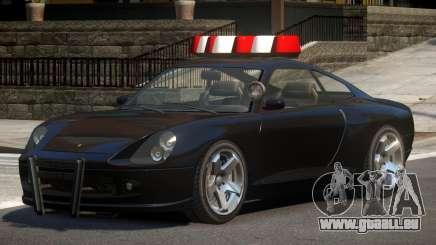 Pfister Comet Police V1.0 für GTA 4