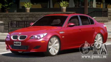BMW M5 E60 V1.3 pour GTA 4