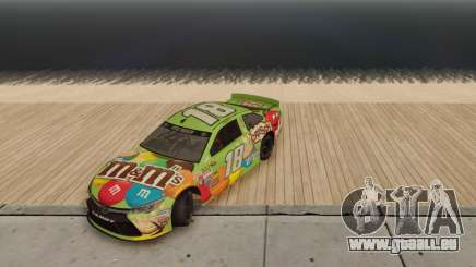 Toyota Camry Nascar pour GTA San Andreas