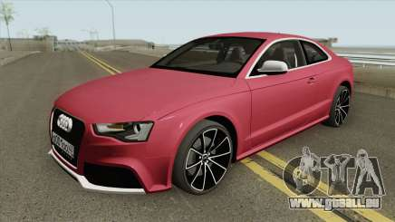 Audi RS5 Coupe Typ 8T 2014 für GTA San Andreas
