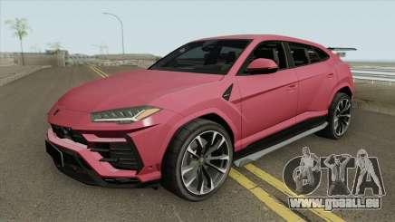 Lamborghini Urus 2019 HQ für GTA San Andreas