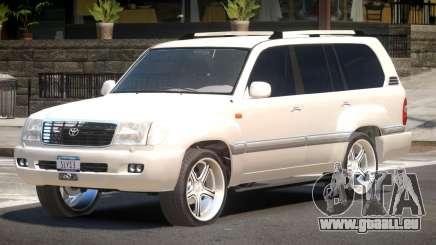 Toyota Land Cruiser 100 ST für GTA 4