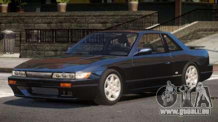 1992 Nissan Silvia S13 für GTA 4