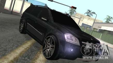 Mercedes-Benz GL500 4matic pour GTA San Andreas
