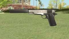 Silenced Pistol (HD)
