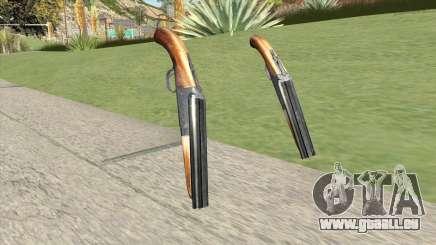 Sawed-Off Shotgun (HD) pour GTA San Andreas