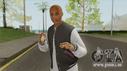 New Ballas Skin V2 (HD) pour GTA San Andreas