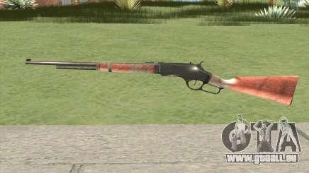 Rifle (HD) für GTA San Andreas