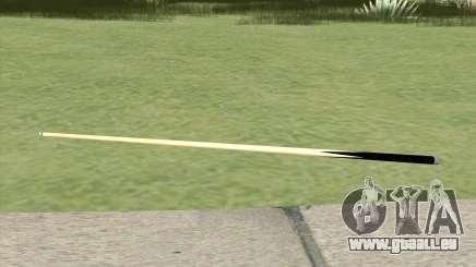 Pool Cue (HD) für GTA San Andreas