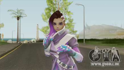 Sombra (Overwatch) pour GTA San Andreas