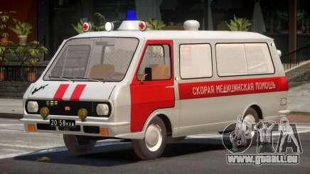 RAF 22031 Ambulance pour GTA 4