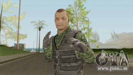 New Army Skin (HD) pour GTA San Andreas