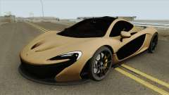 McLaren P1 (RHA) pour GTA San Andreas