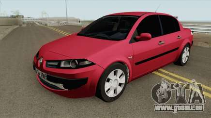 Renault Megane (Sedan) pour GTA San Andreas
