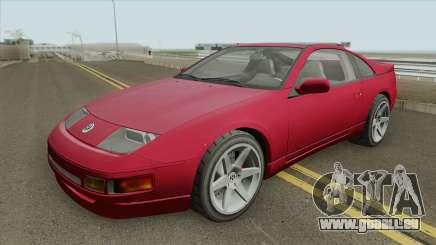 Annis Euros GTA V (IVF) pour GTA San Andreas