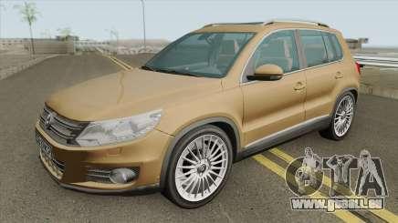Volkswagen Tiguan 2012 (HQ) pour GTA San Andreas