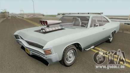 Declasse Impaler GTA 5 pour GTA San Andreas