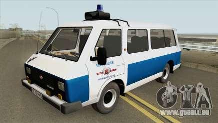 RAF 22038 (Police Municipale) pour GTA San Andreas