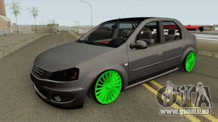 Dacia Logan (Drift) für GTA San Andreas