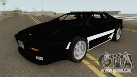 Ocelot Ardent GTA V für GTA San Andreas