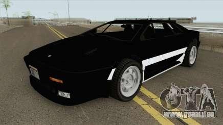 Ocelot Ardent GTA V pour GTA San Andreas