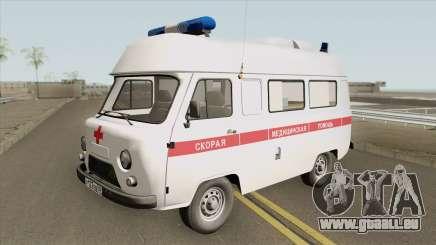 UAZ 3962 (Krankenwagen) für GTA San Andreas