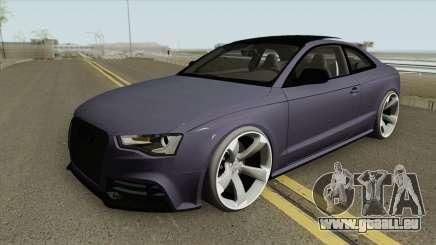 Audi RS5 HQ pour GTA San Andreas