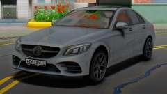 Mercedes-Benz C43 AMG Grey