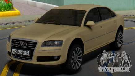 Audi A8 D3 pour GTA San Andreas