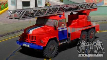 ZIL 131 (MCH Bélarus) pour GTA San Andreas