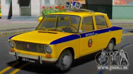 VAZ-2101 police Soviétique pour GTA San Andreas