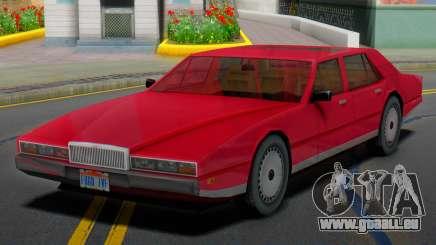 Aston-Martin Lagonda 1987 für GTA San Andreas