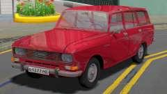 AZLK 2137 Wagon